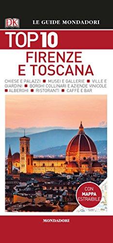 Firenze e la Toscana. Con mappa (Top 10) por Reid Bramblett