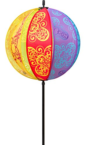 HQ Windspiration Victorian Style Windspiele, Spinning Ball -