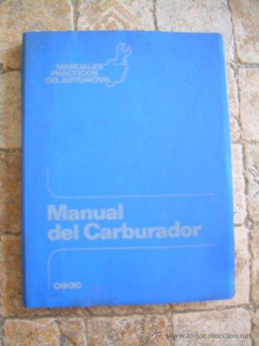 Manual del Carburador por Ceac