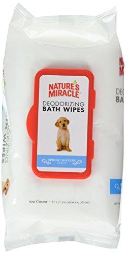Milagro de la naturaleza desodorización toallitas de baño