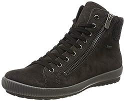 Legero Damen Tanaro Gore-Tex Hohe Sneaker, Grau (Lavagna (Dunkelgrau) 08), 38 EU