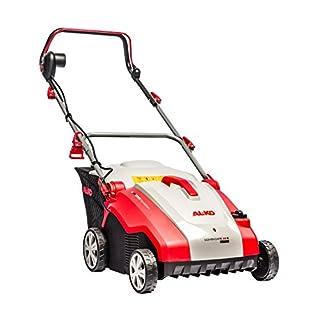 AL-KO Elektro-Vertikutierer Combi Care 36 E Comfort (36 cm Arbeitsbreite, 1500 W Motorleistung, für Rasenflächen bis 800 m², Arbeitstiefe 5-fach verstellbar, inkl. Fangsack und Lüfterwalze)