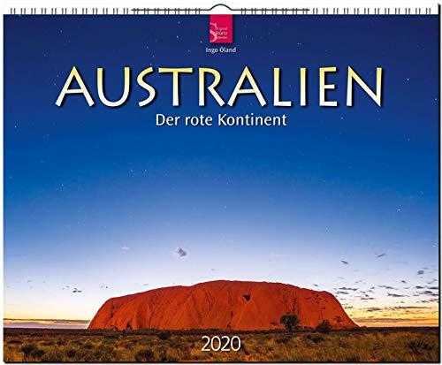 Australien - Der rote Kontinent: Original Stürtz-Kalender 2020 - Großformat-Kalender 60 x 48 cm