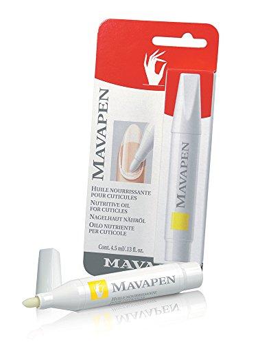 MAVALA Mavapen, aceite de cutícula como un alfiler, con cutículas secas, agrietadas y quebradizas, 4, 5 ml