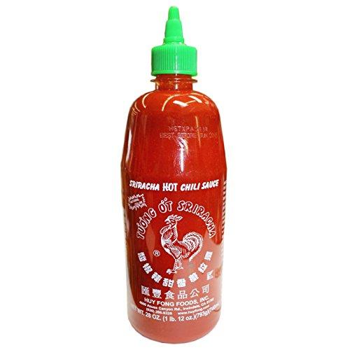 Huy Fong Original Sriracha Chili Sauce USA 2x793g