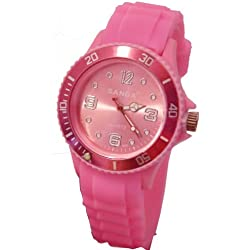 Preisbrecher! Armbanduhr Rosa