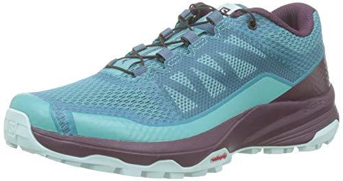Salomon XA Discovery W, Zapatillas de Trail Running para Mujer, Azul (Meadowbrook/Potent Purple/Icy Morn), 38 EU