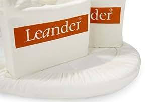 Lot de draps housses pour lit Leander, Bébé et Junior