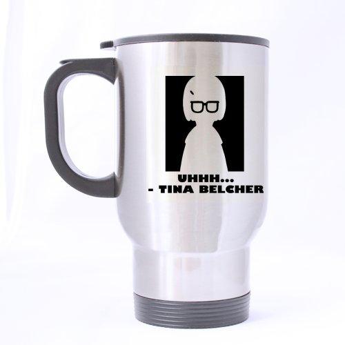 Durable Motif cartoon-UHHH... Maille Jaseron-TINA - 100% Inox Mugs de voyage-matière tailles 14 oz