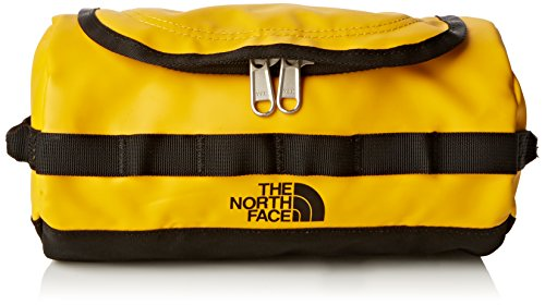 The North Face Base Camp Travel Bolso, Unisex Adulto, Amarillo (Summit Gold/Black), S