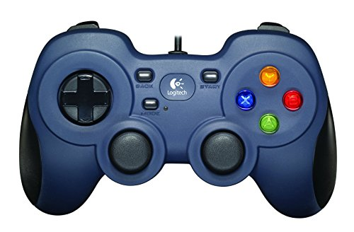 Logitech F310 Gamepad – AP (PC USB Cable Connection) 41fNaGns7FL