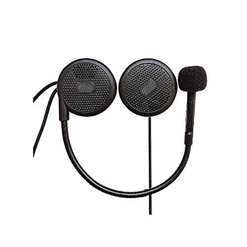 FreedConn L1M Casco Moto Auricolare Bluetooth Cuffia Auricolare Impermeabile Citofono Interfonico Mic, Equitazione Equipaggiamento di comunicazio