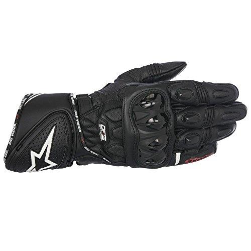 Alpinestars GP Plus R Gloves X-LARGE BLACK/WHITE/YELLOW/RED
