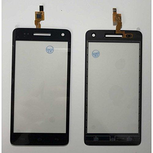 3g Glas (HOUSEPC Touch Screen Wiko Regenbogen 3g Und 4g Glas Schwarz Showcase)