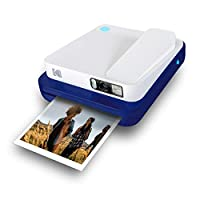 KODAK Smile Classic Digital Instant Camera with Bluetooth (Blue)