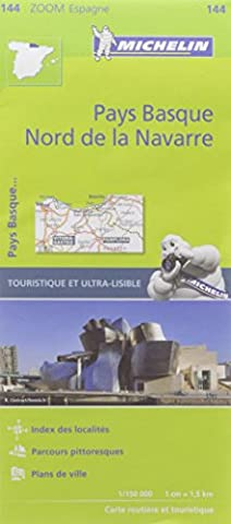 Pyrenees Michelin - Pays Basque - Nord de la Navarre