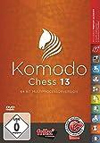 Komodo 13 Schachspiel-Softwareprogramm - Weltmeister mit ChessCentral Art of War für Windows PC