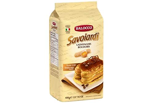 Case of Balocco Savoiardi (400g) Pack of 15