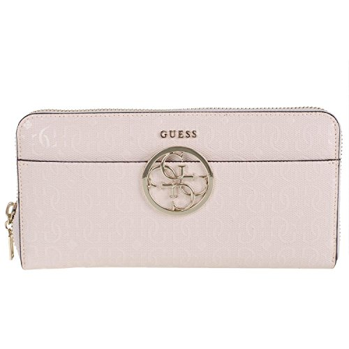 GUESS Devyn SLG Large Zip Around Cameo
