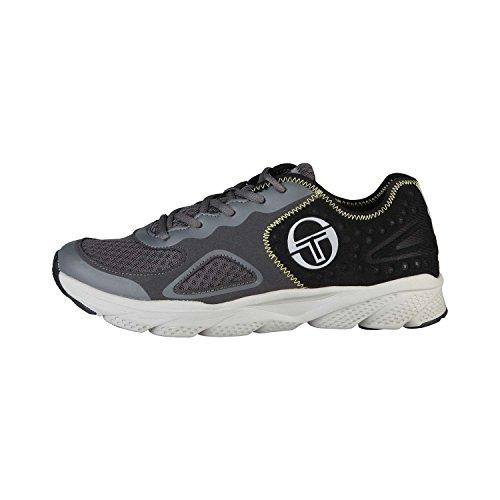 Chaussures baskets homme grises Tacchini MEGA_ST625191_53_Ash-Black