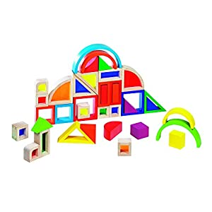 GOKI- Puzzles 3DPuzzles 3DGOKICaja de construccion con Ventana Arco Iris, (1)
