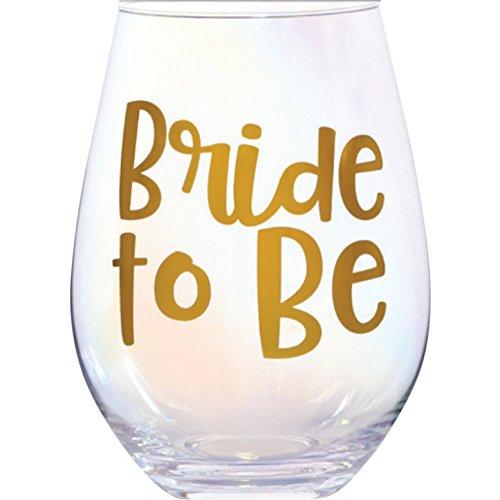 Olive Anlässe Sommer Geschenke und Party Supplies (Bride to be Jumbo Wein)