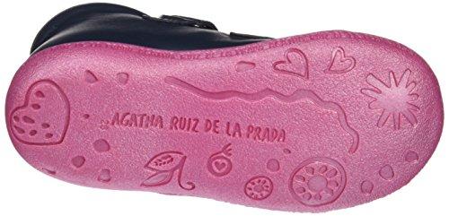 Agatha Ruiz De La Prada Mädchen Rosalita Sneaker Blau - Bleu (A Azul Marino)