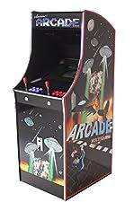 Cosmic III 2000-Games-In-1 Multi Game Arcade Machine