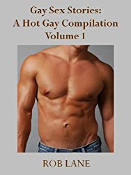 Gay Sex Stories: A Hot Gay Compilation - Volume 1