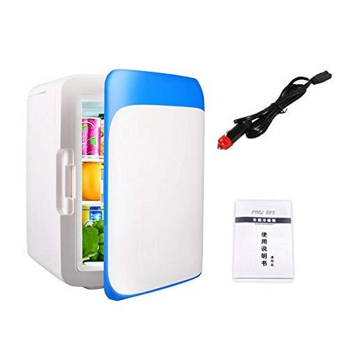 Tomobile Mini-Kühlschrank, Kühlbox Warmhaltebox 10 Liter Kühlteil regelbarer Thermostat für Catering, Büro, Hotel oder zu Hause Türdichtung wechselbar reinigungsfreundlich