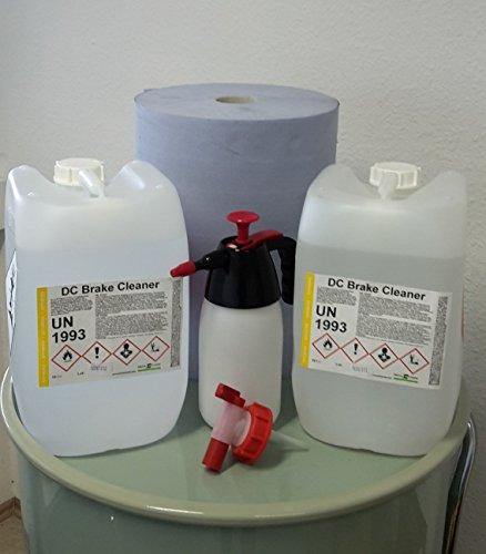 Bremsenreiniger 20 Liter Kanister + Pumpsprüher + Auslaufhahn