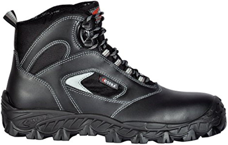 Cofra fw390 – 000.w44 Weddell S3 SRC – zapatos de seguridad talla 44 NEGRO