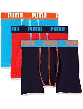 Puma Shorts para Niños (Pack de 3)