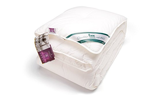Steppbett Steppdecke Duo-Steppbett Bettdecke 135/200 I Perfect Night I DACRON® Quallofil® I Premium