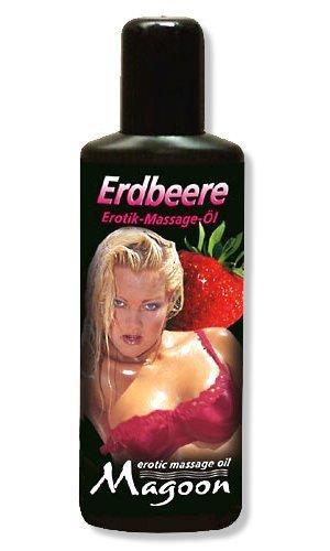 Orion 620769 Erdbeere Massage-Öl 100 ml