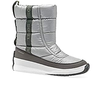 Sorel Women's Out N About Puffy Mid Walking Shoe 6