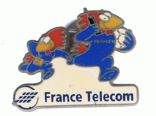 fussball-wm-1998-frankreich-france-telecom-pin