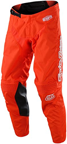 Troy Lee Designs GP Mono Jugend Motocross Hose 26 Rot -