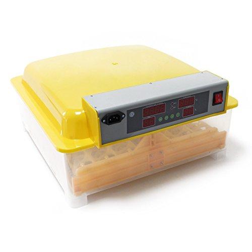 Incubatrice automatica da 48 uova apparecchio per l'incubazione delle uova