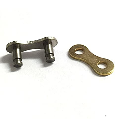 SRAM Powerlock Silver/Gold 1 Speed Chain Link x 5