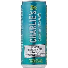 Charlie's Lemon Lime & Mint, 12er Pack (12 x 330 ml)