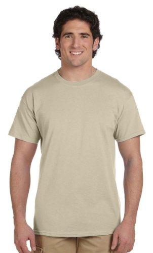 Hanes–adulto Ecosmart maglietta Sand
