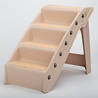 raygar dog pet plastic access steps foldable stairs lightweight travel portable RayGar Dog Pet Plastic Access Steps Foldable Stairs Lightweight Travel Portable 41fO 2B5ZmE9L