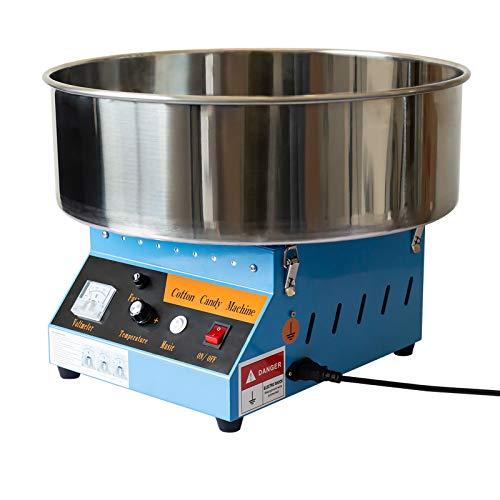 Dawoo 220V und 1080w elektrische kommerzielle Zuckerwatte/Zuckerwatte Fertigungsmaschine bulle