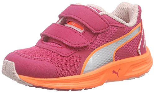 Puma Descendant v3 V Kids, Sneakers Basses Mixte Enfant