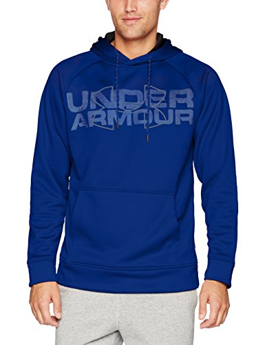 Under Armour Af Graphic Po Sudadera, Hombre, Azul, L