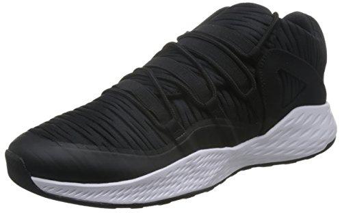 Nike Herren Jordan Formula 23 Low Gymnastikschuhe Schwarz Black-White aeb26d85e