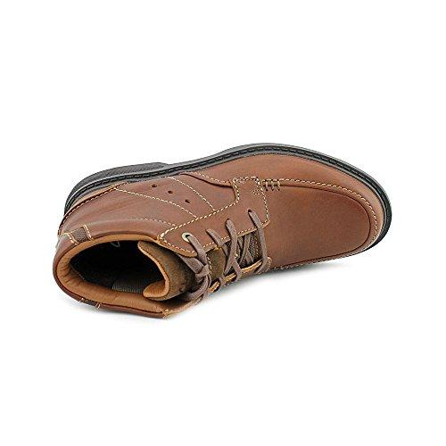 New Clarks Vague Center Haut Bottes brown