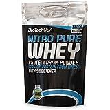 Biotech USA 10004021010 Nitro Pure Whey Protéine Saveur Melon