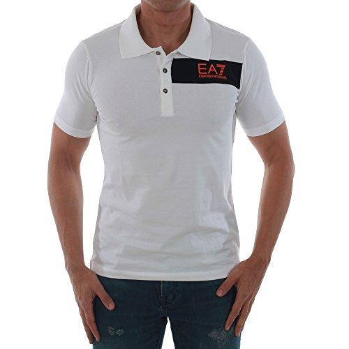 Emporio Armani -  T-shirt - Uomo bianco M